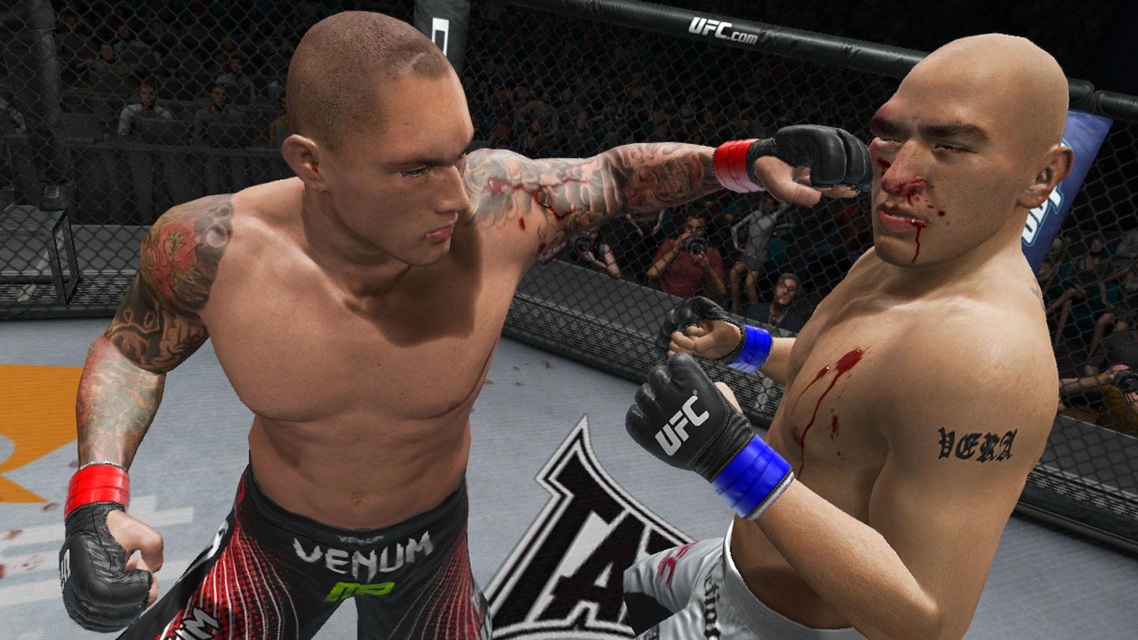 UFC Undisputed 3 Demo Release