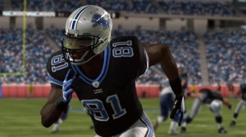 Calvin Johnson Madden NFL 13