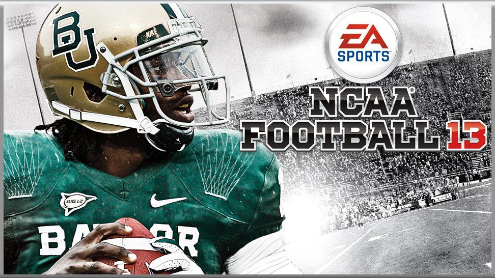 Robert Griffin III NCAA Football 13