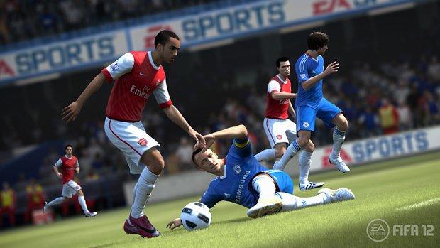 best defenders in FIFA 12