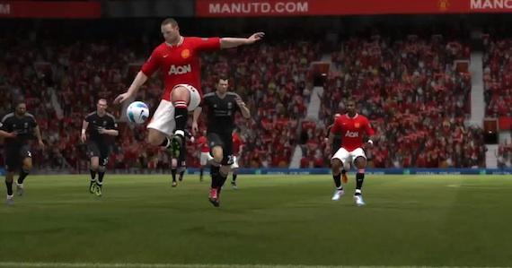 Top 5 Strikers in FIFA 12