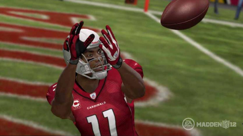 madden 13 cover larry fitzgerald