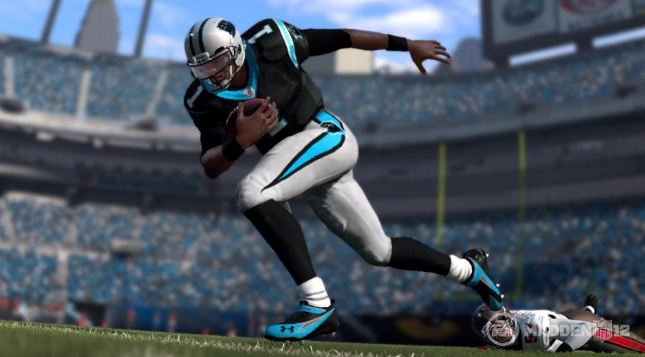 madden nfl 13 panthers