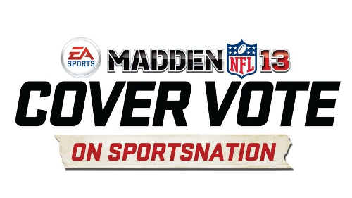 madden 13 cover voting