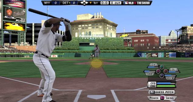 Tigers vs. Yankees MLB 12
