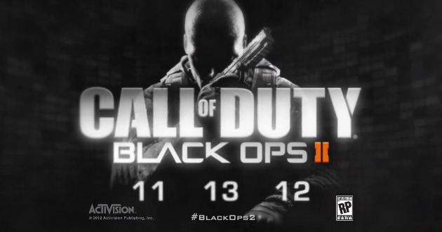 call of duty black ops 2 trailer