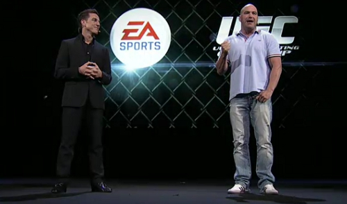 electronic arts gets ufc license