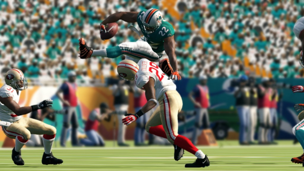 madden nfl 13 overall team ratings