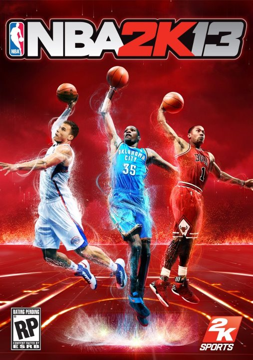 nba 2k13 cover released