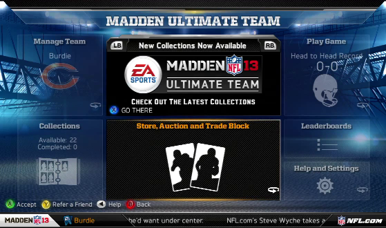 madden ultimate team details